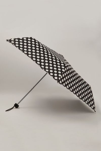 Black & White Super Mini Umbrella