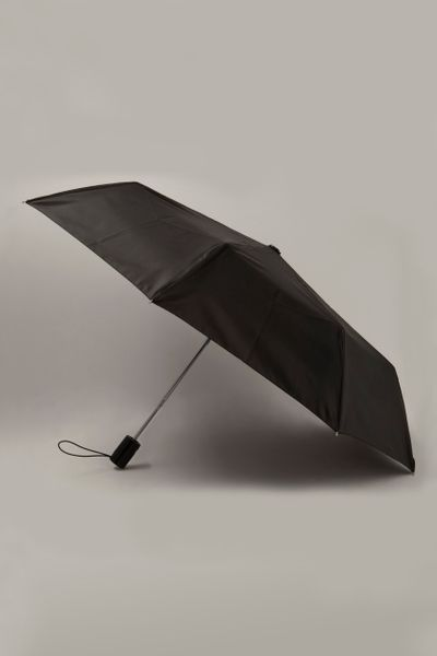 Auto Open Black Umbrella