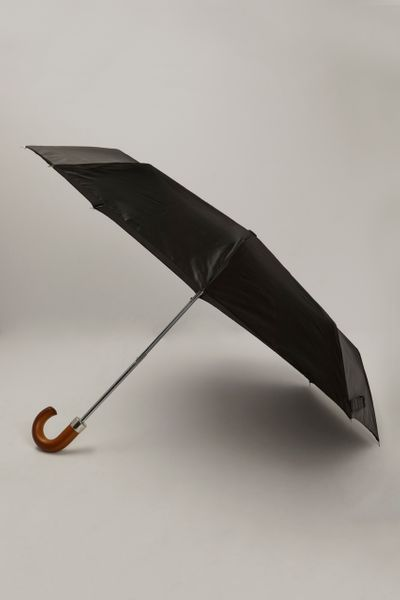 Wooden Crook Umbrella