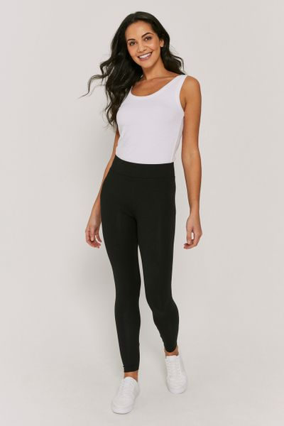 Black Stretch Leggings
