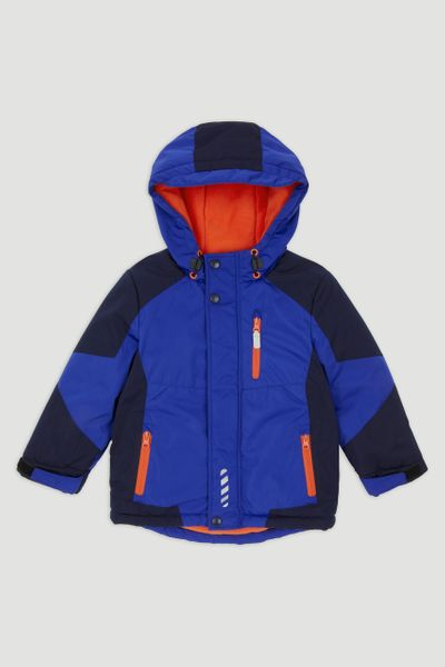 Cobalt Ski Style Jacket