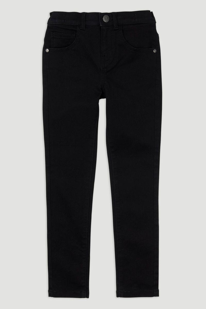 Black Denim Skinny Fit Jeans