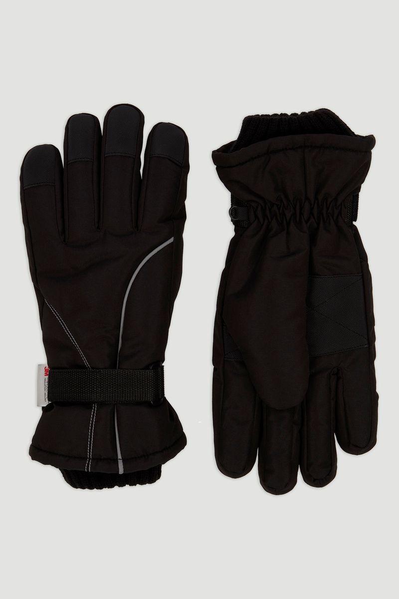 Thinsulate Black Ski Glove