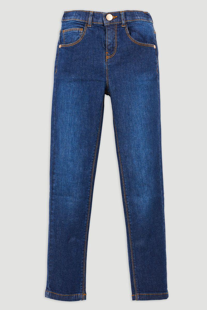 Blue Denim Skinny Fit  Jeans