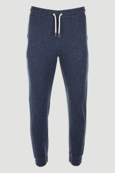 Navy Speckled Joggers