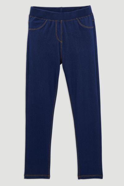 Mid Wash Blue Jeggings Olders