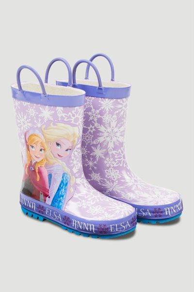 Disney Frozen Anna & Elisa Wellies