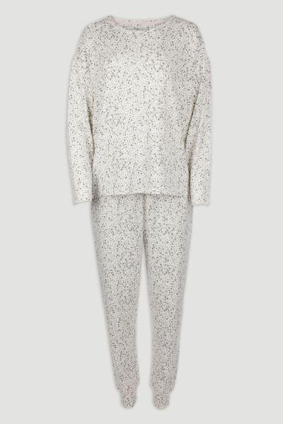 Leopard Print Pyjamas