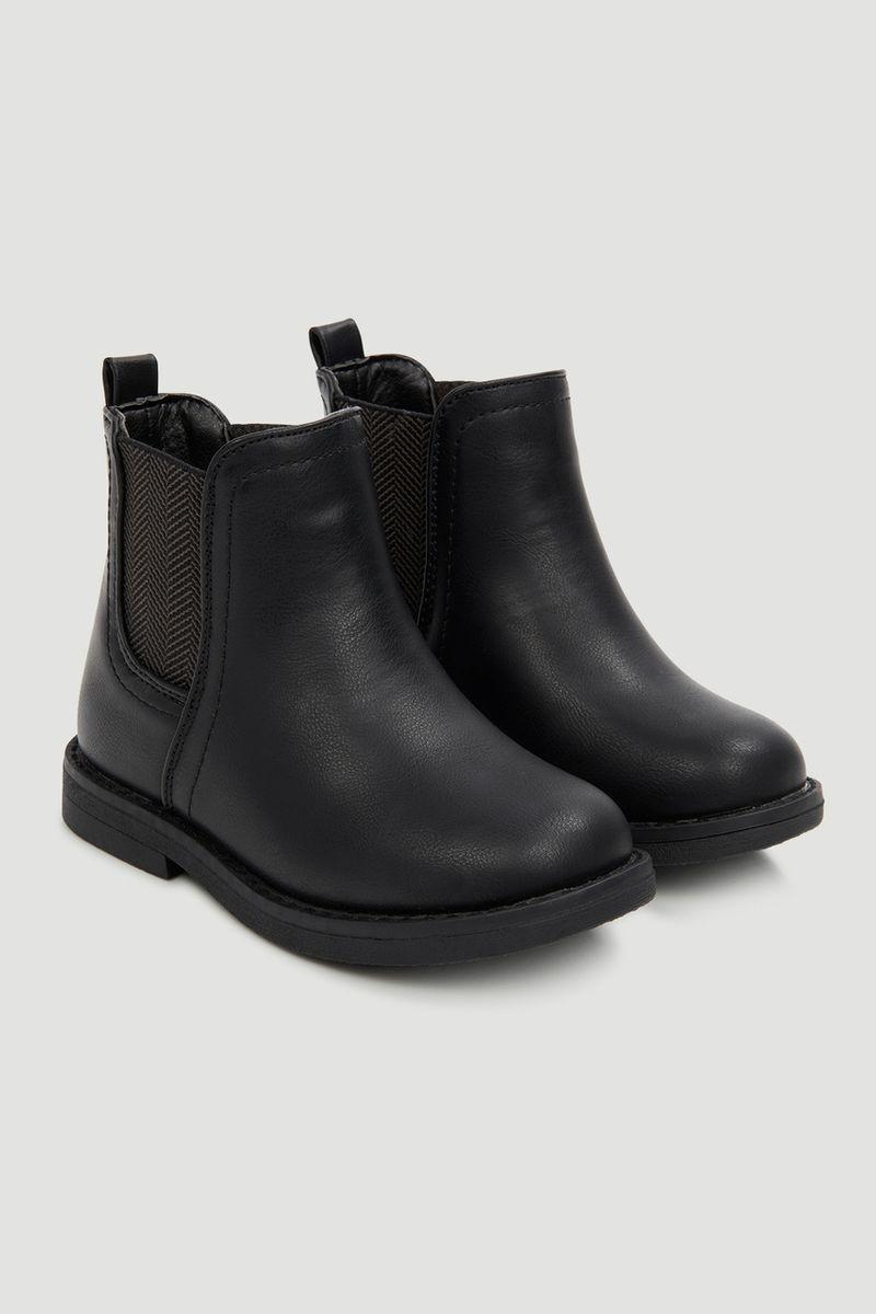 Chelsea Black Boots