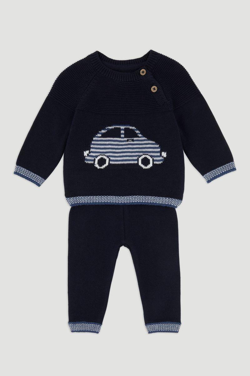 Knitted Jumper & Legging Set