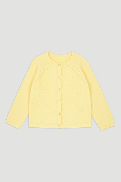 Lemon Cardigan 1-10yrs