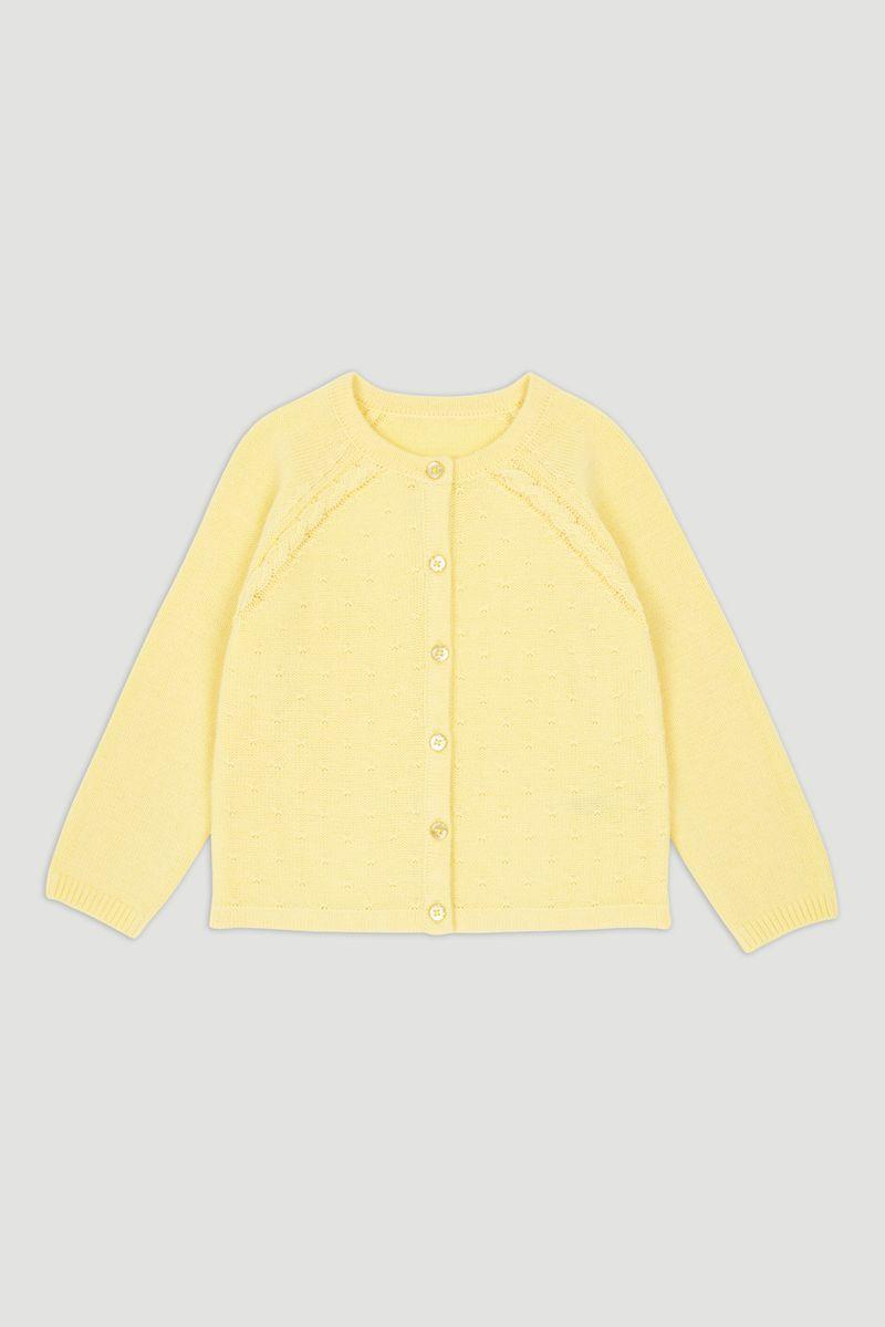 Lemon Cardigan 1-10yrs