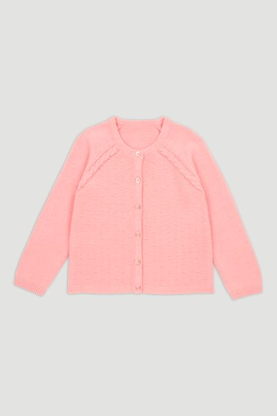 Pink Cardigan 1-10yrs