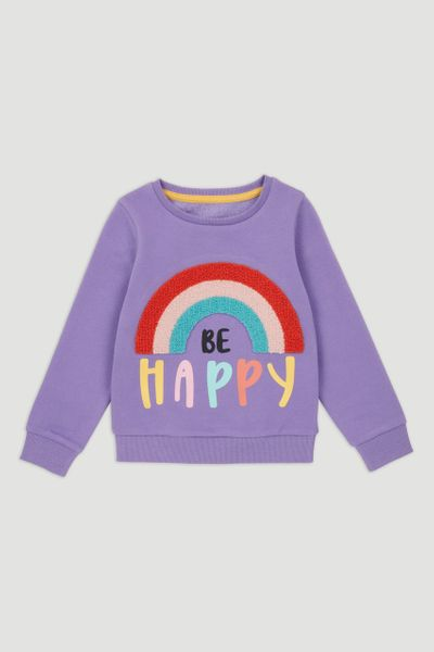 Happy Rainbow Sweatshirt
