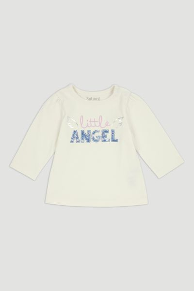 Little Angel Long Sleeve T-Shirt