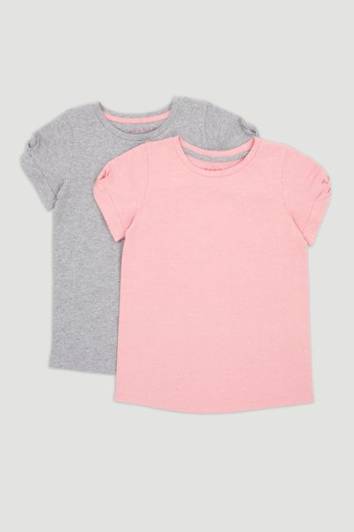 2 Pack Sparkle T-shirts