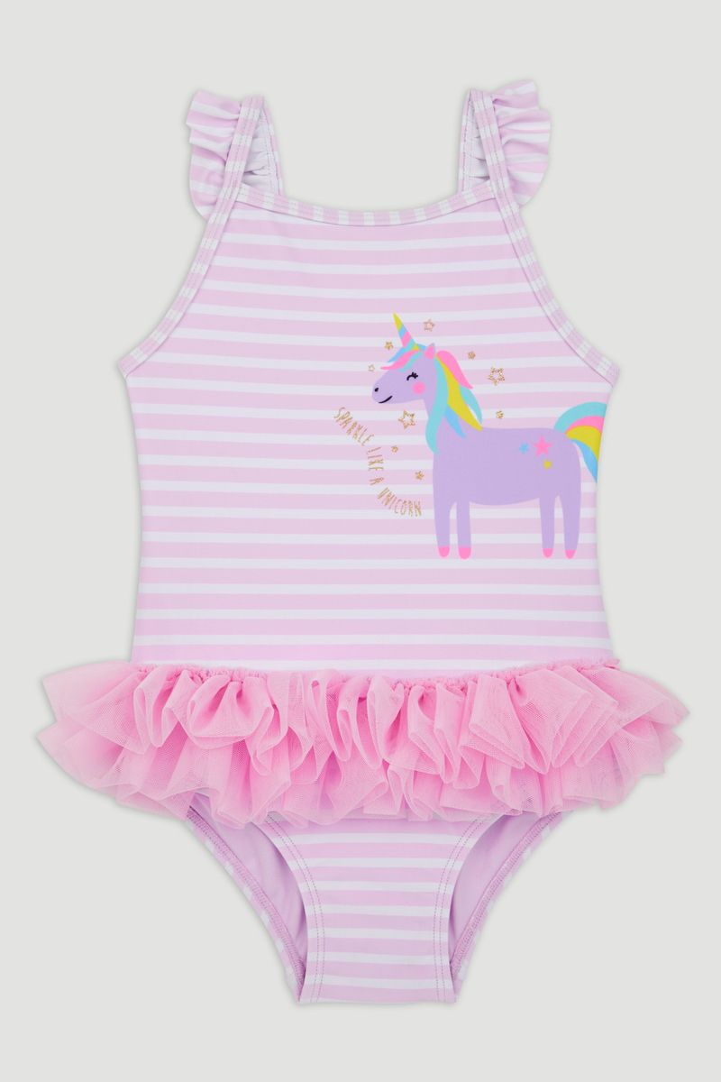 Unicorn Tutu Swimsuit