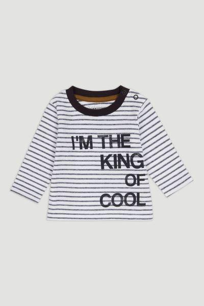 King of Cool Slogan T-Shirt