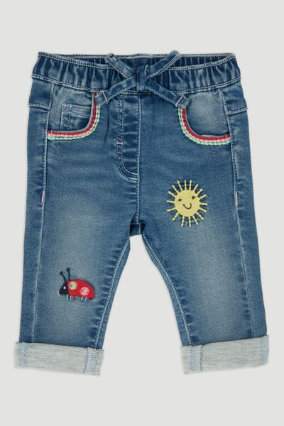 Sunshine Pull On Jeans