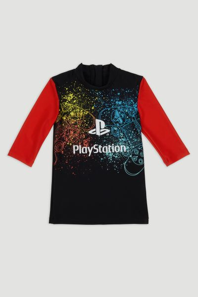 Playstation Rash Vest