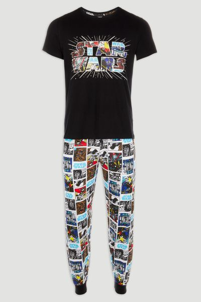 Star Wars Print Pyjamas