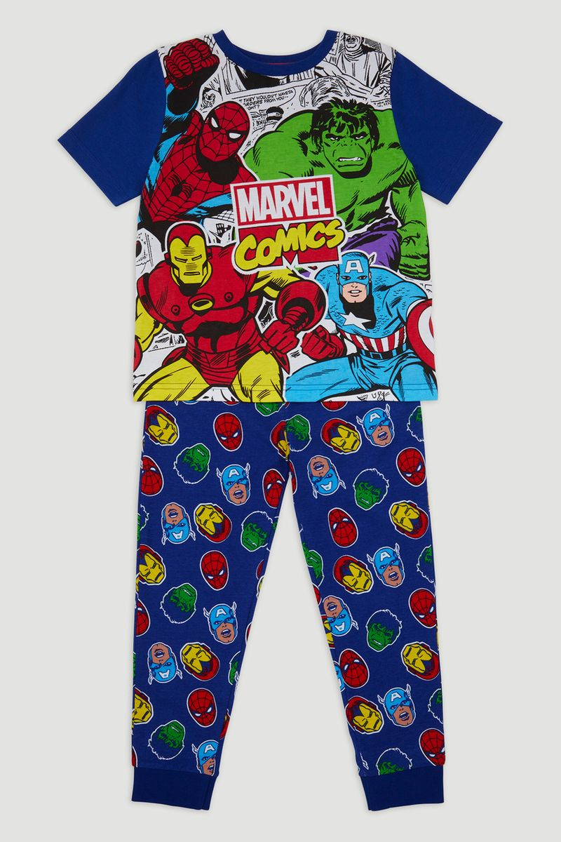 Marvel Comic Pyjamas