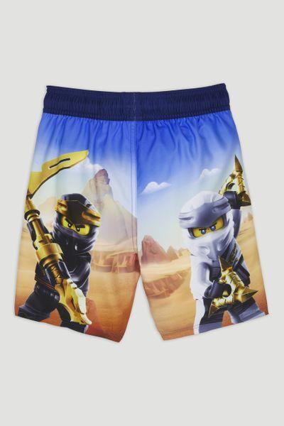 Lego Ninjago Print Swim Shorts