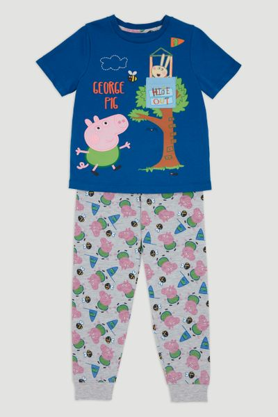 Peppa Pig George Adventure Pyjamas