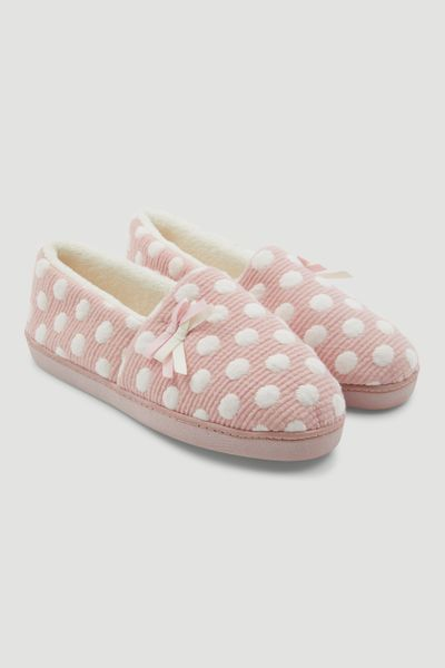 Spot Comfort Slippers