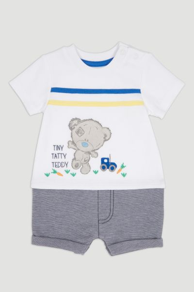 Tiny Tatty Bear Romper