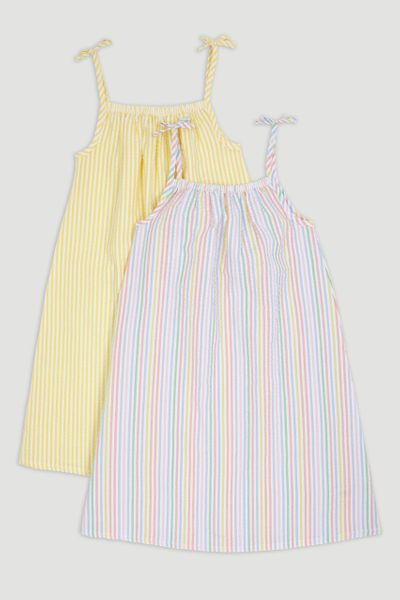 2 Pack Sundresses 1-10yrs