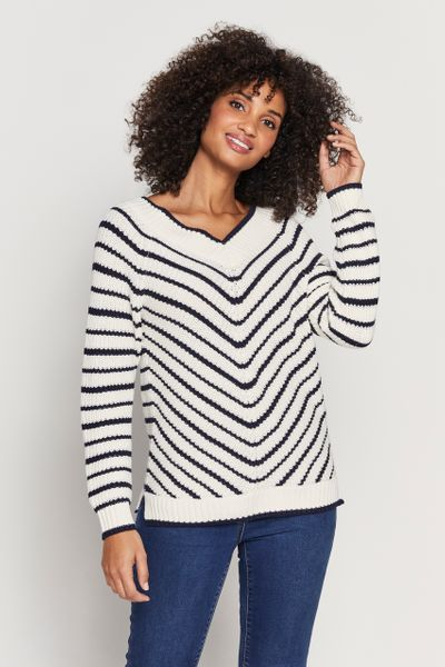 Nautical Stripe Jumper