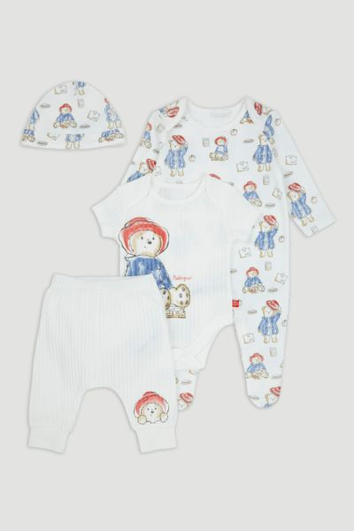 Paddington Bear 4 Piece Starter Set