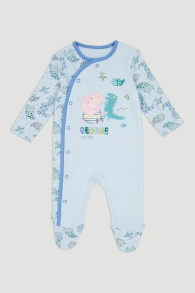 Peppa Pig George Pig Sleepsuit