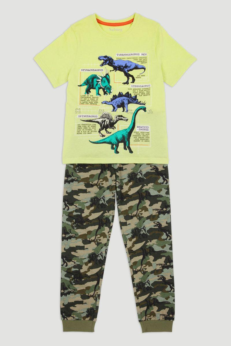 Glow in the Dark Dinosaur Pyjamas