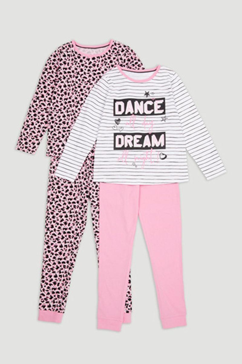 2 Pack Anima Pyjamas