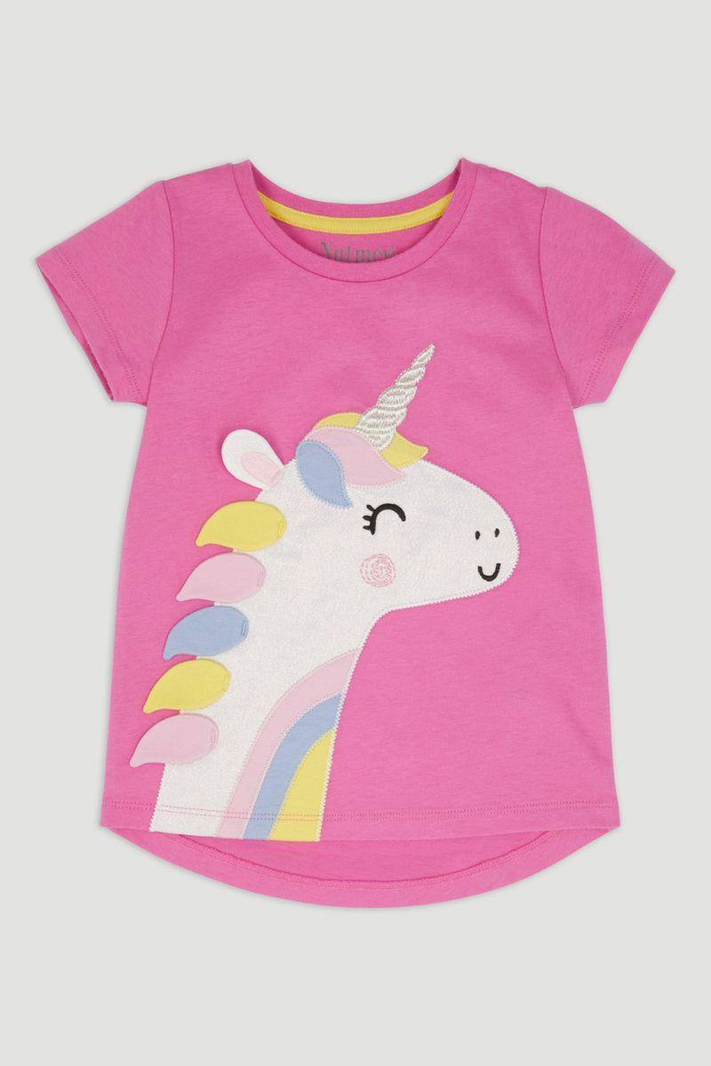Pink Unicorn T-Shirt