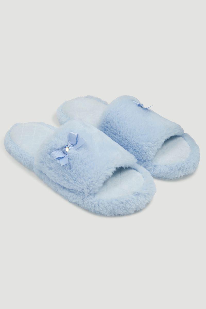 Blue Fur Slider