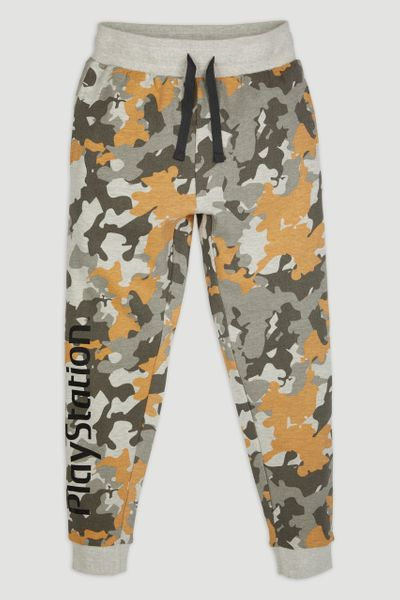 Camo Playstation Joggers