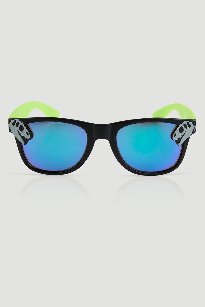 Neon Dinosaur Sunglasses