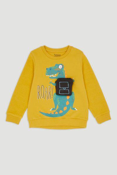 Dinosaur Interactive Sweatshirt