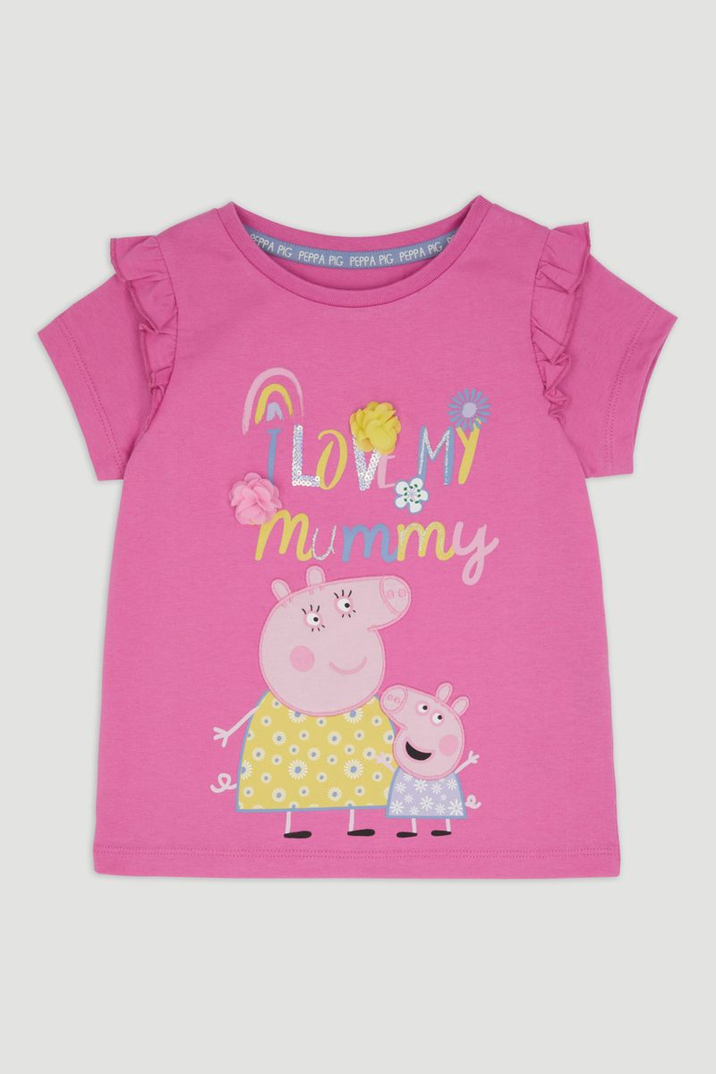 Peppa Pig & Mummy T-Shirt