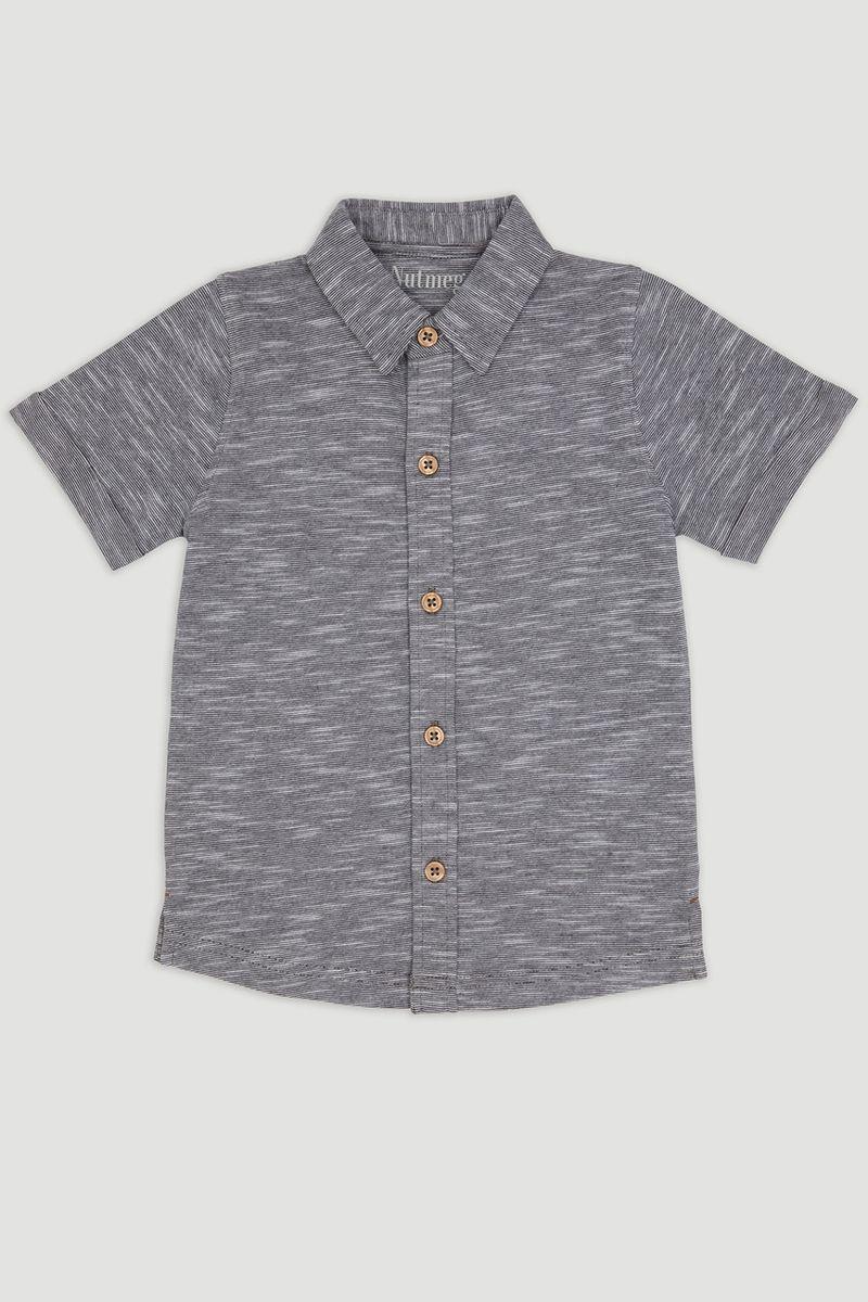 Blue Jersey Shirt
