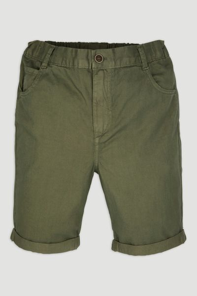 Khaki Chino Shorts 1-14yrs