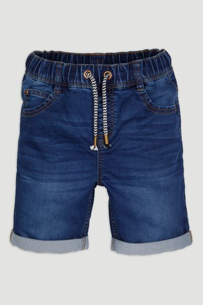 Mid-Wash Denim Shorts 1-14yrs