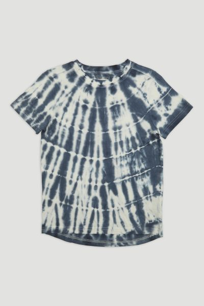 Denim Blue Tie Dye T-Shirt