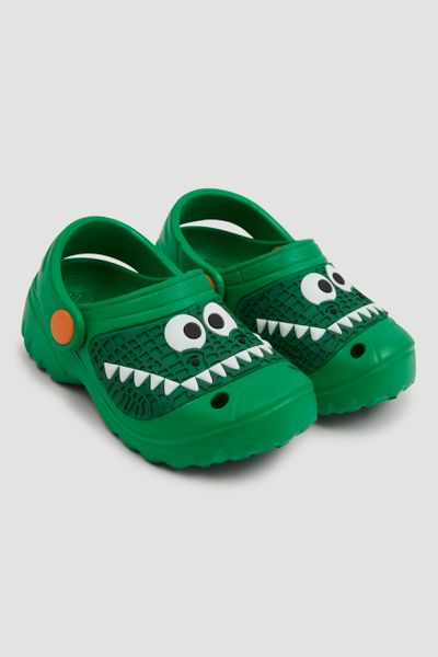 Crocodile Clogs