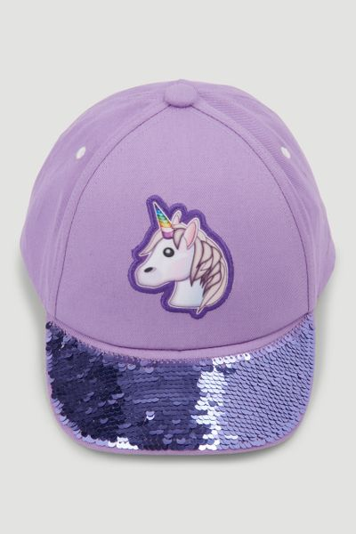 Unicorn Emoji Cap