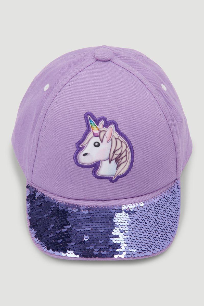 Unicorn Emoji Cap