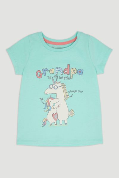 Grandpa Unicorn T-Shirt